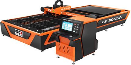 máy cắt laser sợi quang cnc